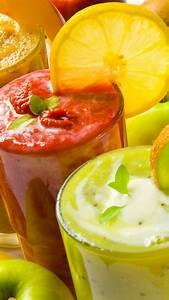 Mango Fruit Wallpaper Smoothies Fruit Kiwi Apple Orange