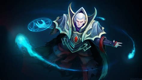 The Best Backgrounds Ever Invoker Loading Screen The Nightlord Dota 2 Wallpapers
