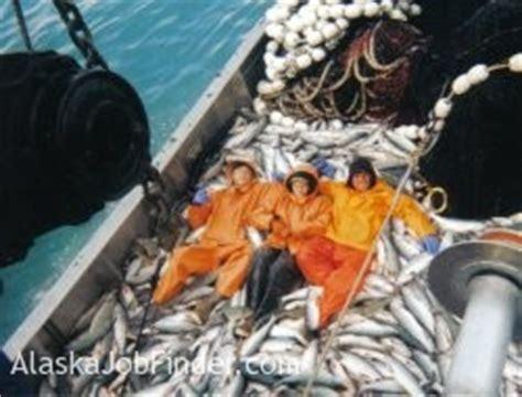 Alaska Fishing Boat Jobs Pay by Alaska Commercial Salmon Fisheries Jobs Alaskajobfinder