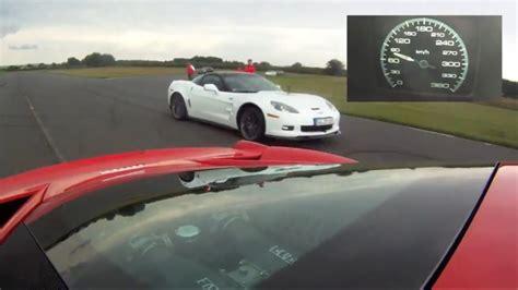 Get your team aligned with. Video: Corvette ZR1 vs. Ferrari 458 vs. Nissan GT-R - Corvette Online