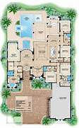 21 Dream Luxury Home Designs And Floor Plans Photo  House Plans  31775