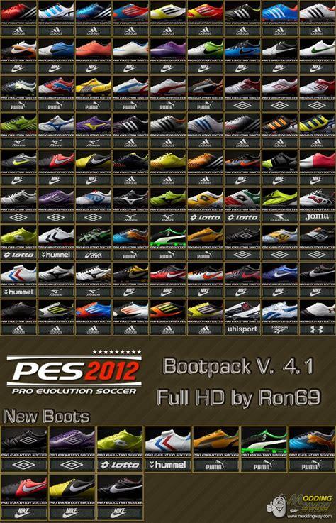 pes  bootpack   ron pro evolution soccer