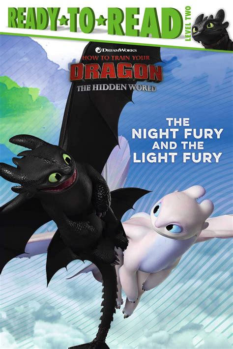 night fury   light fury   train