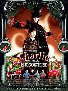 Charlie and the Chocolate Factory Movie Poster (#9 of 10 ...
