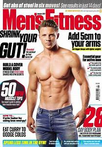 Men's Fitness Magazine - January 2017 Subscriptions ...