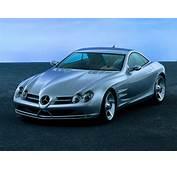 Mercedes Benz Vision SLR Concept C199 1999  Old