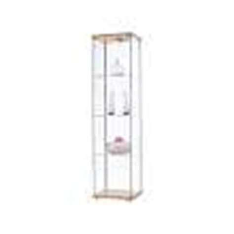 detolf glass door cabinet glass display cabinet