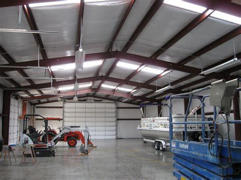 Boat Shop Littlehton by Building Outlet Corp Prefabricated Metal Buildings