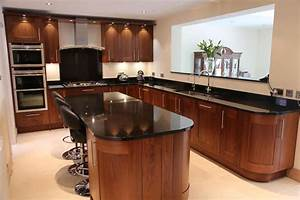Outstanding, Black, And, Wood, Kitchens, That, Will, Add, Style, To, Your, Home
