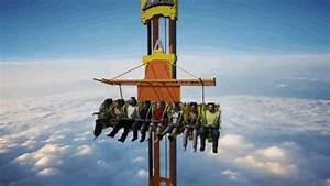 Zumanjaro At Six Flags - Business Insider