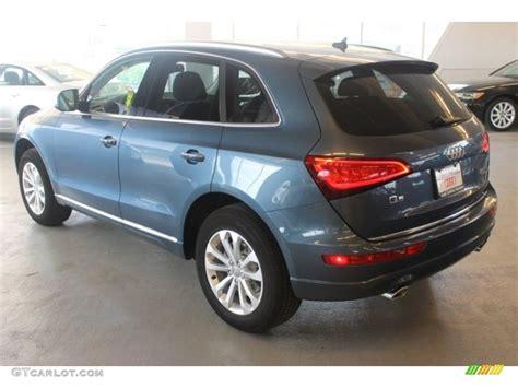 Blue Audi Q5 by 2015 Utopia Blue Metallic Audi Q5 2 0 Tfsi Premium Plus