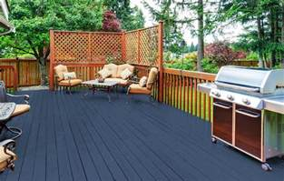top rated wood stain colors for your deck