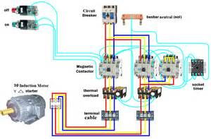 d o l starter motor wiring diagram star delta