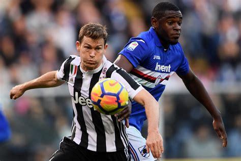 Cuadrado, chiellini, bonucci e danilo; Sampdoria 3-2 Juventus Player Ratings -Juvefc.com