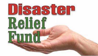 Relief Disaster Fund Release Hampton Applications County