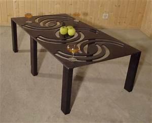 Roue Table Basse : roue en fer pour table basse 11 cest la crise wall ~ Teatrodelosmanantiales.com Idées de Décoration