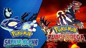 Pokémon Rubis Oméga et Saphir Alpha - Analyse du trailer ...