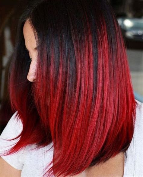 Different Hair Color Shades by Best 25 Hair Dyes Ideas Only On