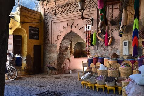 Gay Travel Advice For Marrakech & Morocco From Further Afield