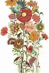 vintage floral on Tumblr