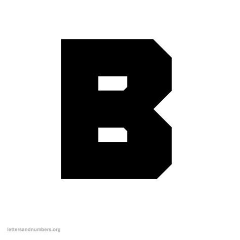 b block letter block letter b how to format cover letter 33779