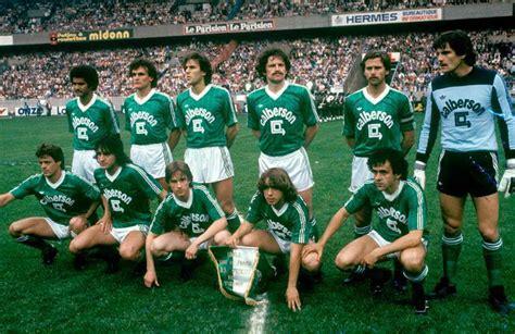 15 mai 1982 psg 2 2 asse 6 5 aux tab finale de la coupe de poteaux carr 233 s