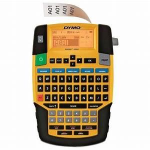 Dymo rhino 4200 label printer dymo label printers from for Dymo label sizes
