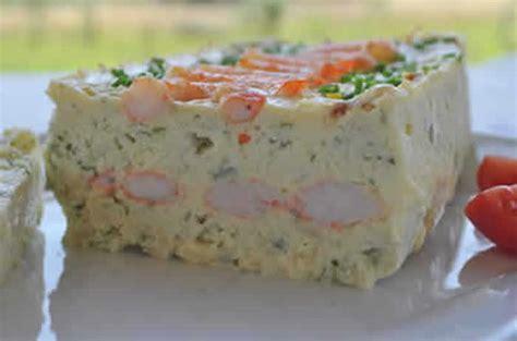recette de cuisine cookeo terrine de poisson avec thermomix recette facile à faire chez vous