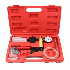 2 In 1 Brake Fluid Injection Equipment Auto Car Oil