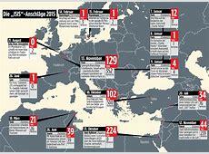 Frankreich wehrt sich im Krieg der Islamisten gegen uns