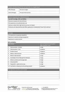 sample virtual assistant job description With basic job description template