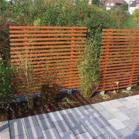 Sichtschutz Garten Fetter by Die Besten 25 Blickdichte Z 228 Une Ideen Auf