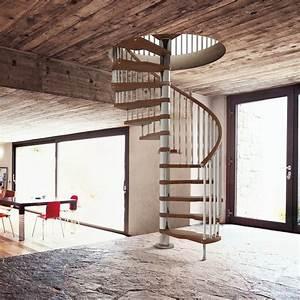 Escalier En Colimaçon : escalier colima on fontanot genius 2easy 20 escalier ~ Mglfilm.com Idées de Décoration