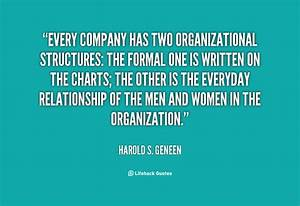 Company Organizational Chart Quotes About Organizational Structure 39 Quotes