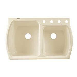 americast kitchen sink american standard 7255 001 345 chandler americast 1240