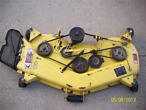48 U0026 39  U0026 39  Deck On 165hydro  - Mytractorforum Com