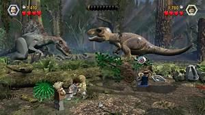 Lego Jurassic World - Gamechanger