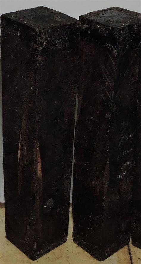 african blackwood xx aka mpingo wood club wood