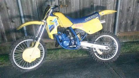 Suzuki 250 Motorcycle For Sale by 1985 Suzuki 250 Motorcycles For Sale