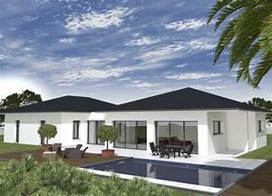 construire sa maison moderne With construire une maison moderne