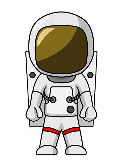 Clipart Astronaut Clip Cosmonaut Clipground Domain