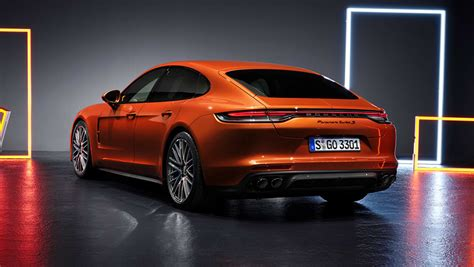The new turbo s is available in standard and sport turismo (shown here) body styles. New Porsche Panamera 2021 pricing and specs detailed: Facelift sees Turbo S return with crazy ...