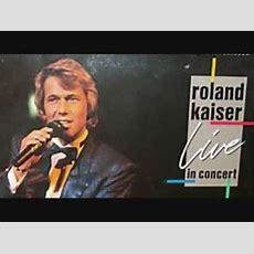 Roland Kaiser  Live Amore Mio, Flieg Mit Mir Zu Den