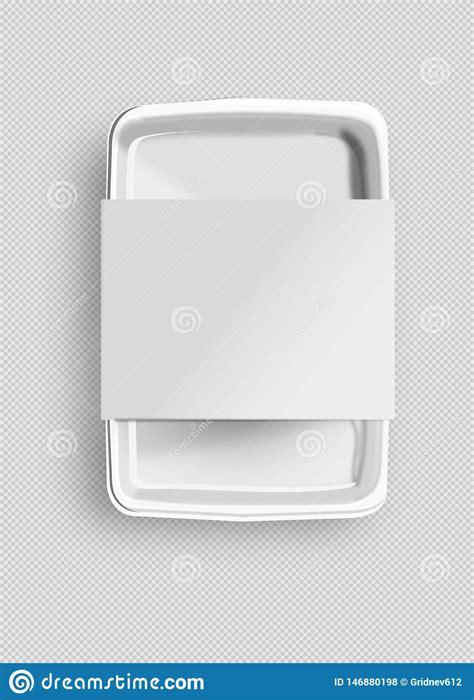 Home › graphics › mockups › plastic tray vacuum food mockup 1790121. White Mockup Empty Blank Styrofoam Plastic Food Tray ...