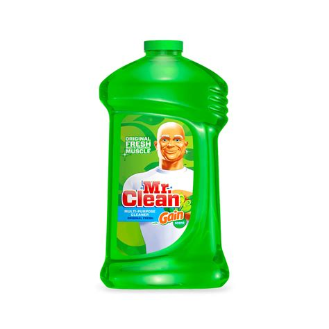 Mr Clean With Gain Original Scent  Multi Purpose Cleaner