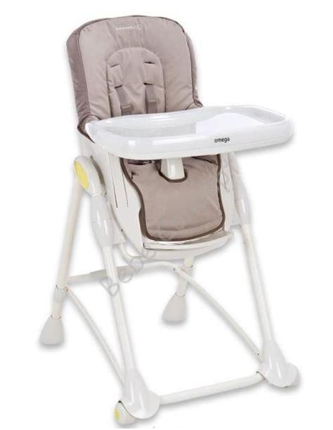 housse pour chaise haute housse chaise haute oméga