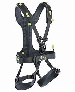 Edelrid  U2013 Radialis Pro Adjust Full Body Harness