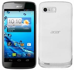 Fresh Smartphone  Acer Liquid Gallant E350 Smartphone