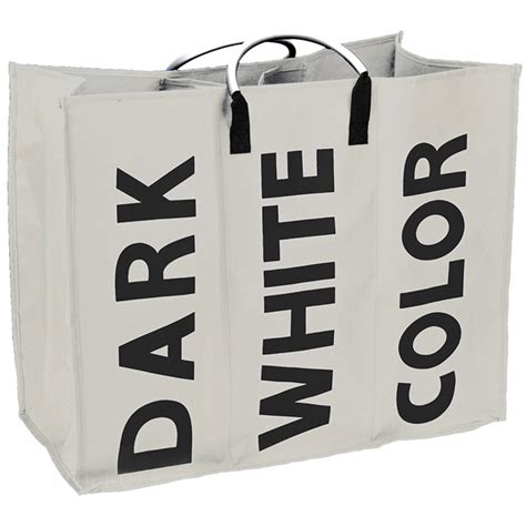 panier a linge compartimente panier 224 linge compartiment 233 noir blanc noir