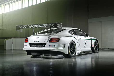 bentley continental gt race car full specs